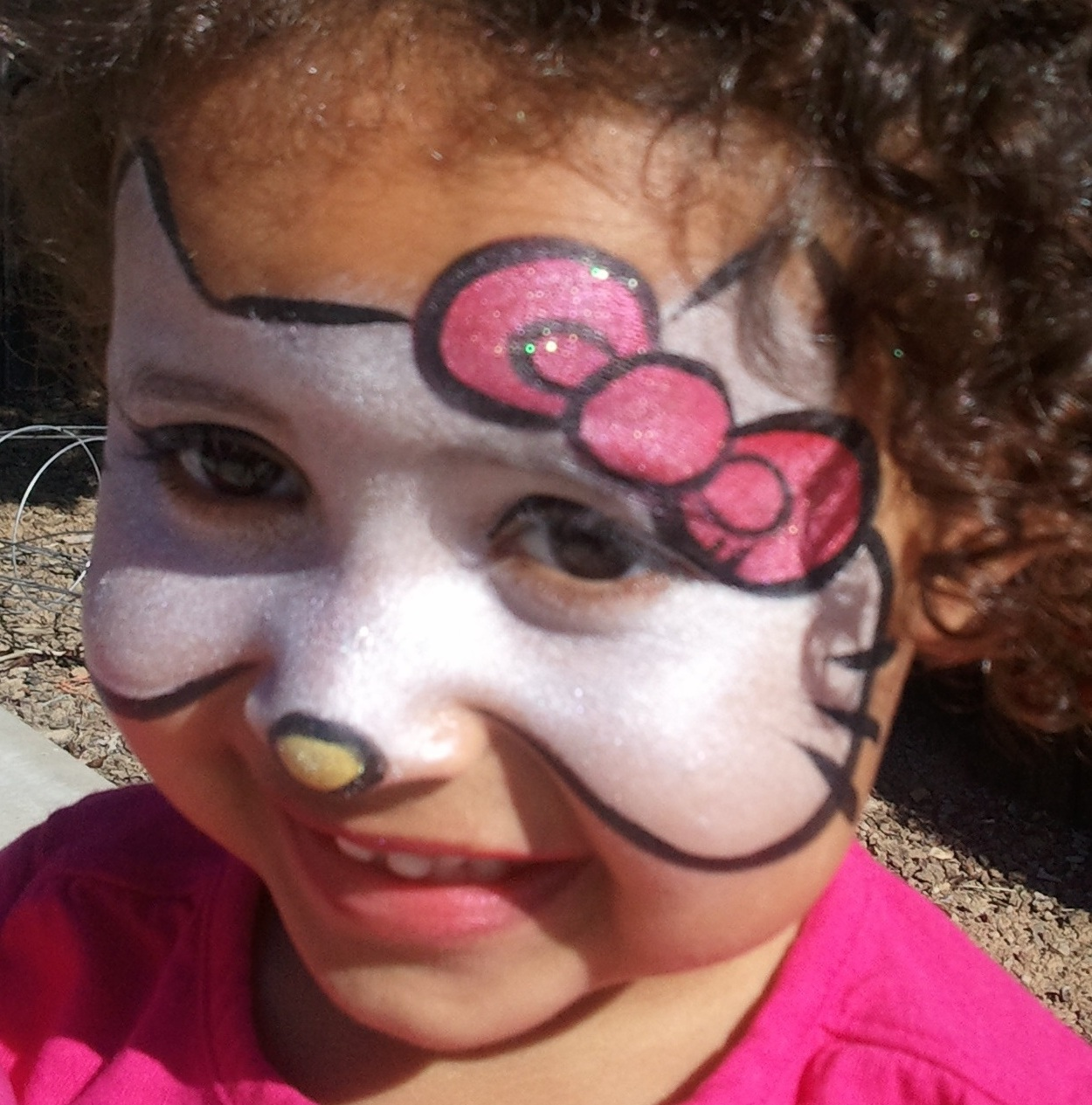 Fab Faces Face Painting Girly Girls